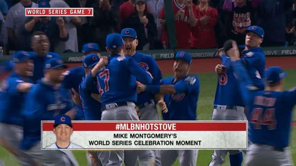 Hot Stove: Montgomery's moment