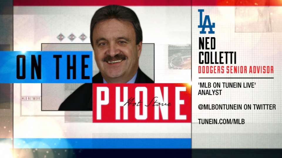 Hot Stove: Ned Colletti