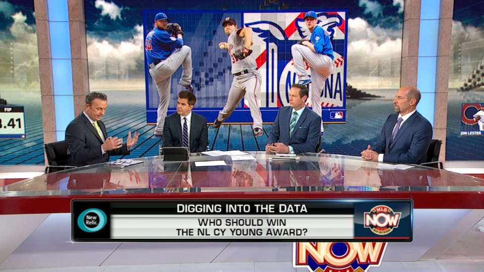 MLB Now on NL Cy Young