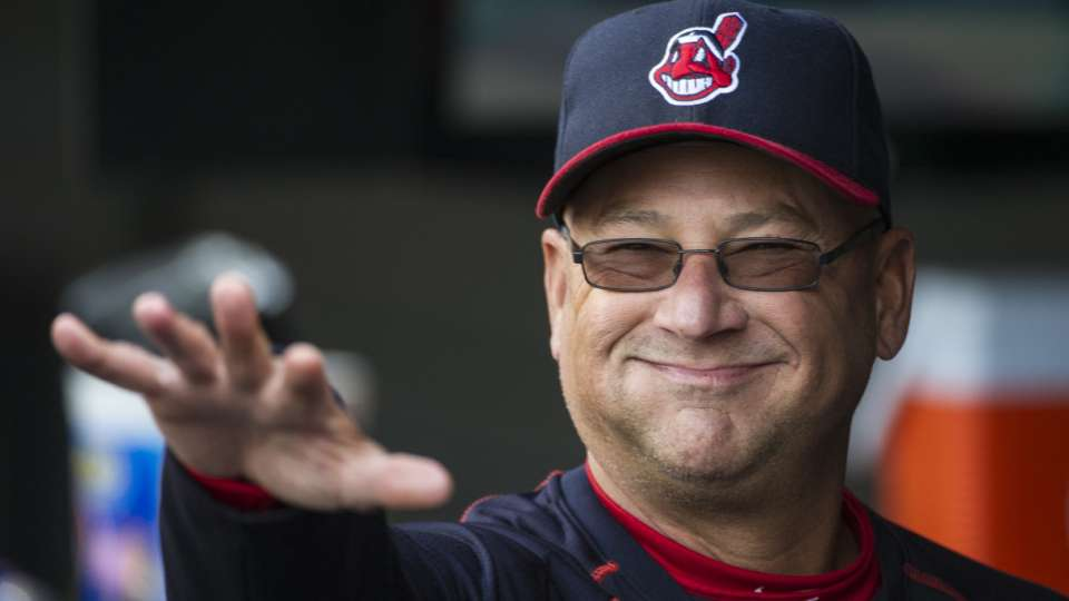 Francona wins AL Manager of Year