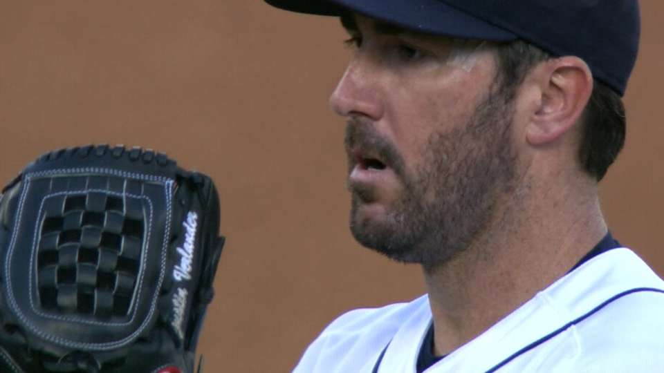 Verlander second in Cy Young