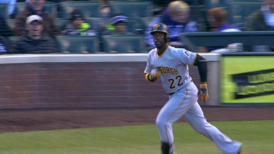Hurdle on Pirates' needs