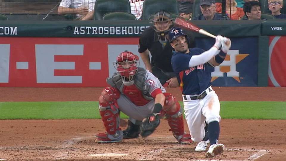 Altuve finishes third for MVP