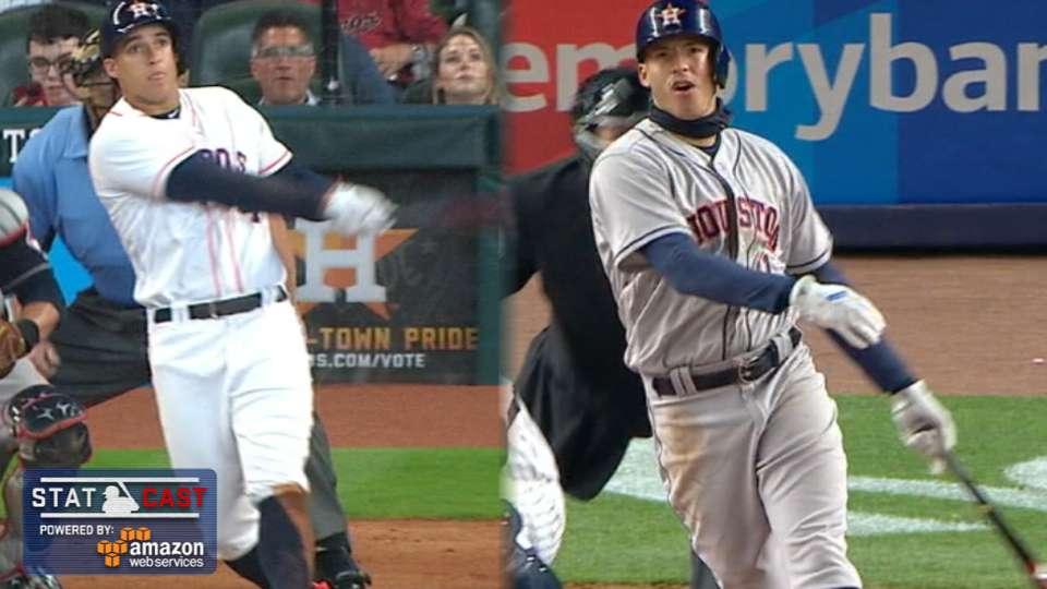 Statcast: Astros' impressive HRs
