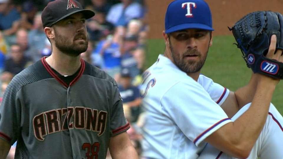 Pitchers' ERA vs. FIP in 2017