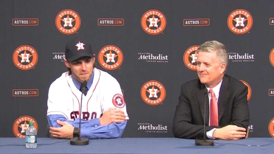 Reddick brings tools to Houston
