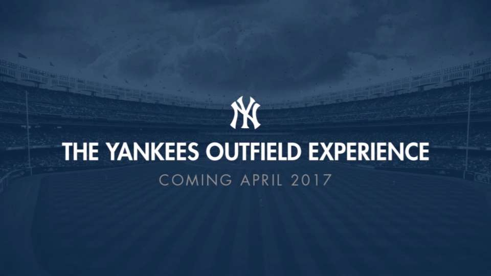 Yankees outfield experience