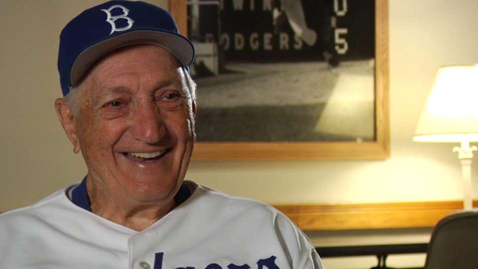 Branca recalls MLB debut
