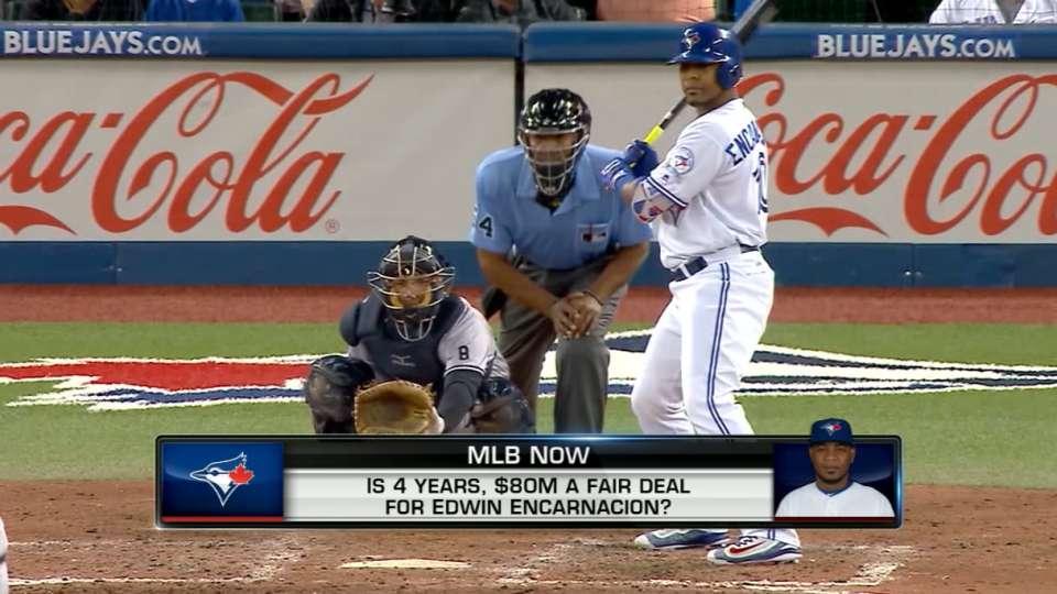 MLB Now on Encarnacion