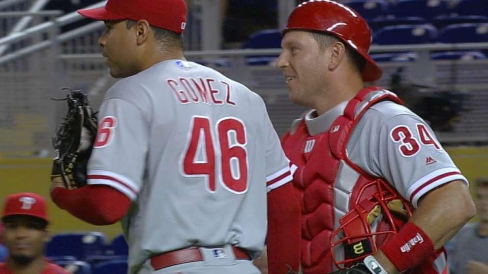 Phillies seek bullpen help