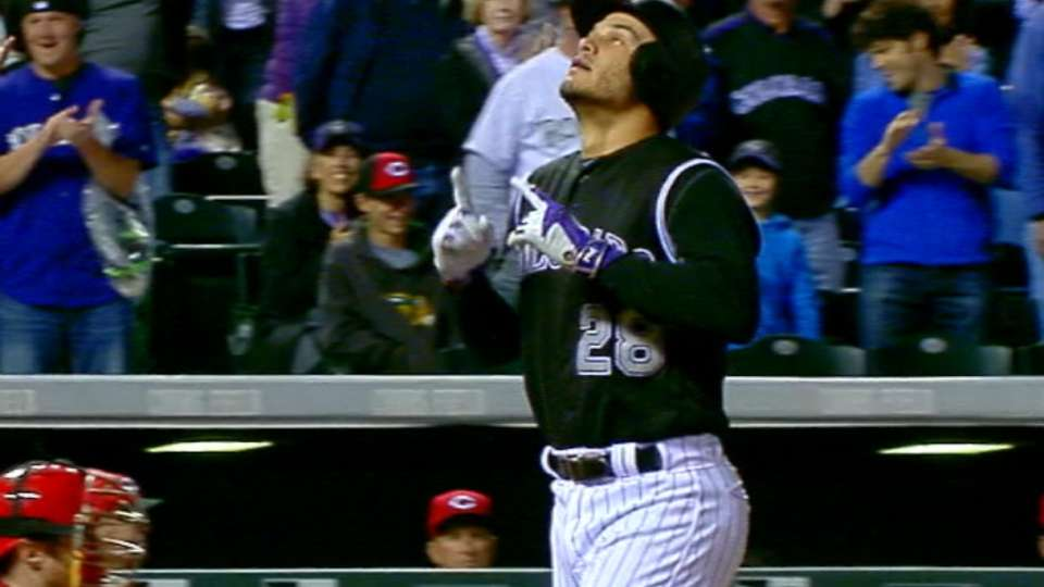 Arenado reportedly joins USA