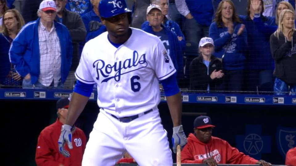 Royals could shake up roster
