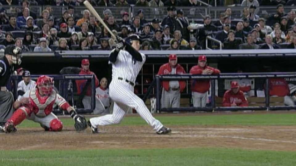 Matsui's go-ahead homer