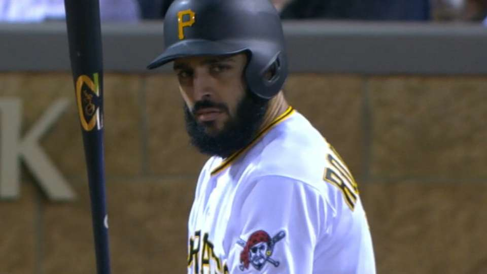 Sean Rodriguez joins the Braves