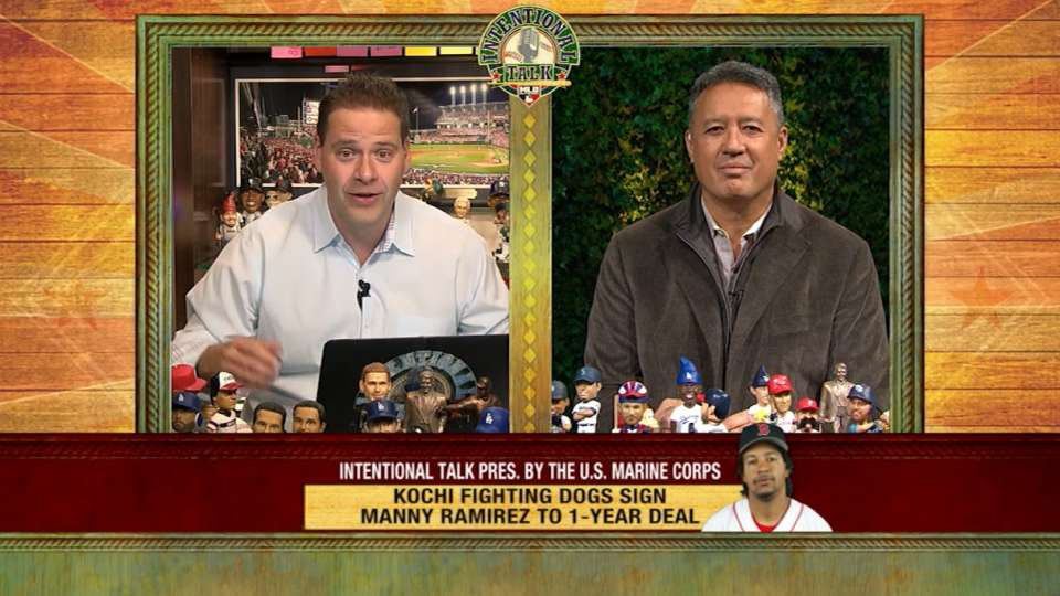 IT: Highlights of Manny Ramirez