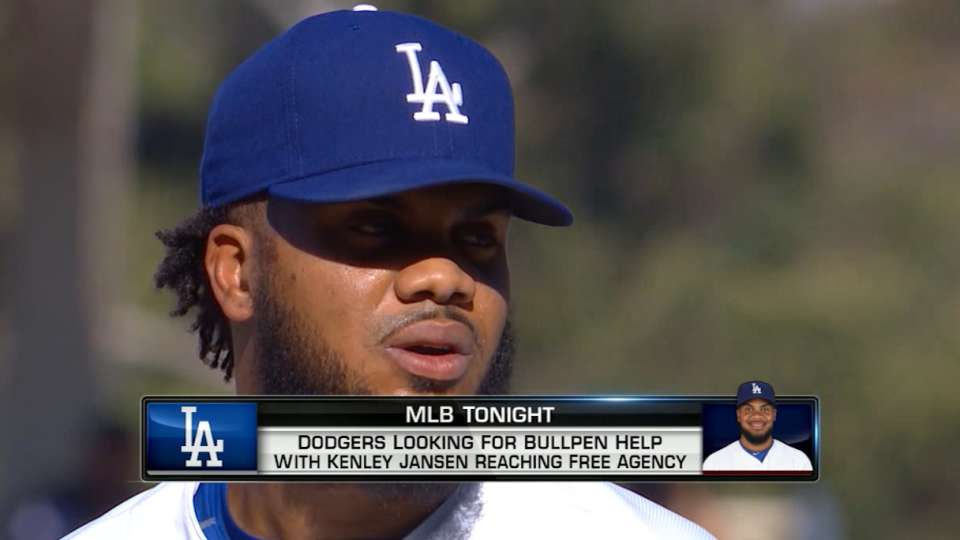 McCullough on Dodgers' offseason