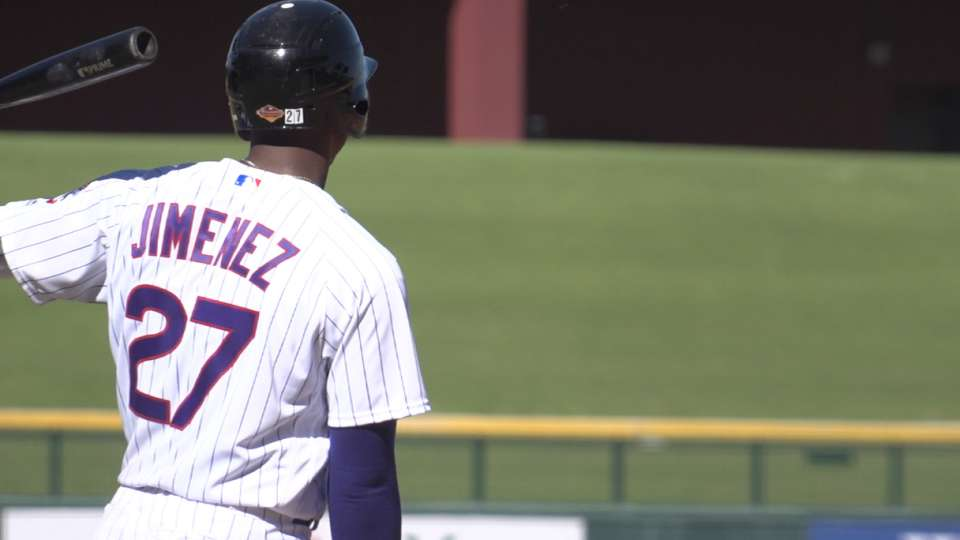 Jimenez can make impact for Cubs