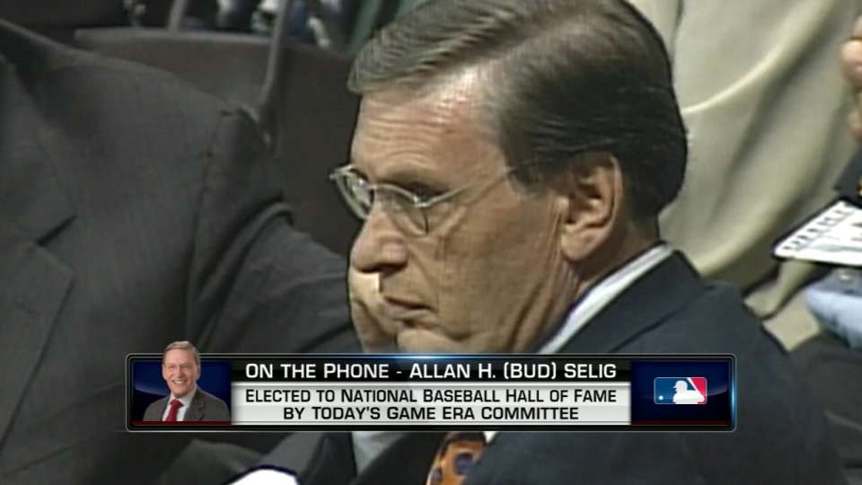 MLB Tonight: Bud Selig