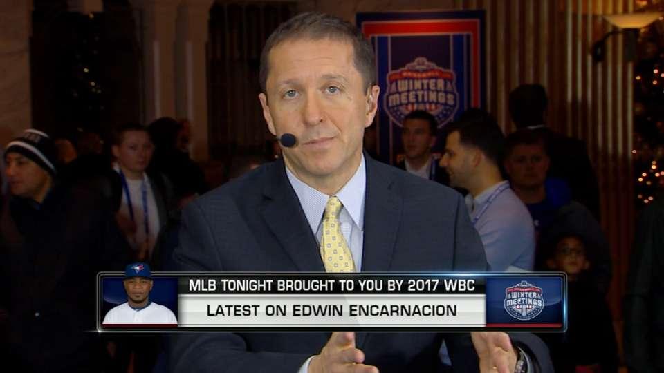 MLB Tonight: Markets developing