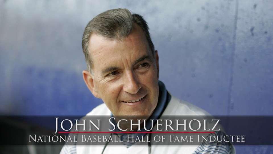 John Schuerholz Hall of Fame