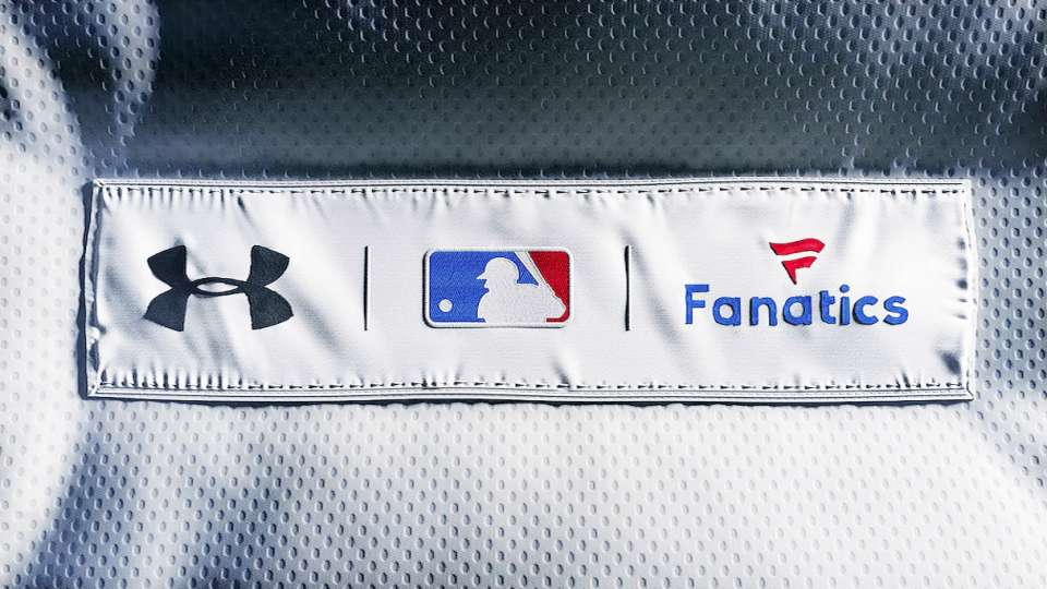 Under Armour, MLB join together
