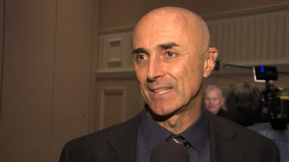Mazzieri discusses Team Italy