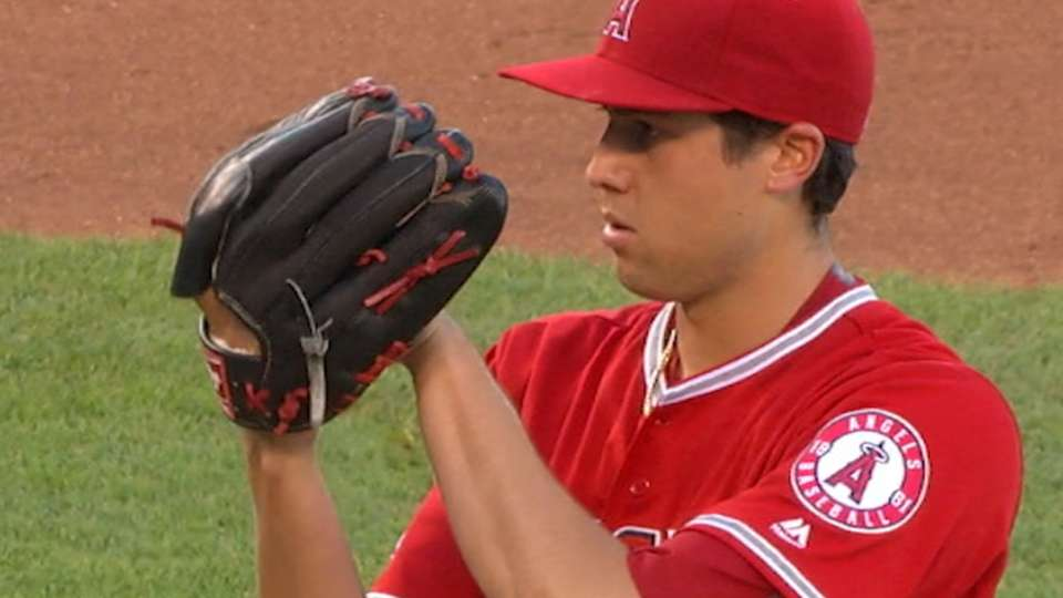 Angels search for pitching depth