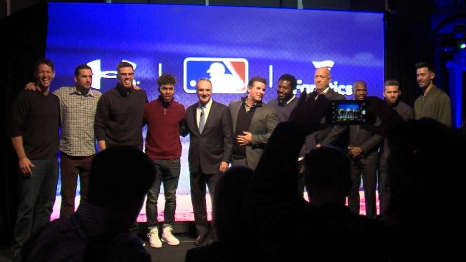 UA, MLB announce partnership