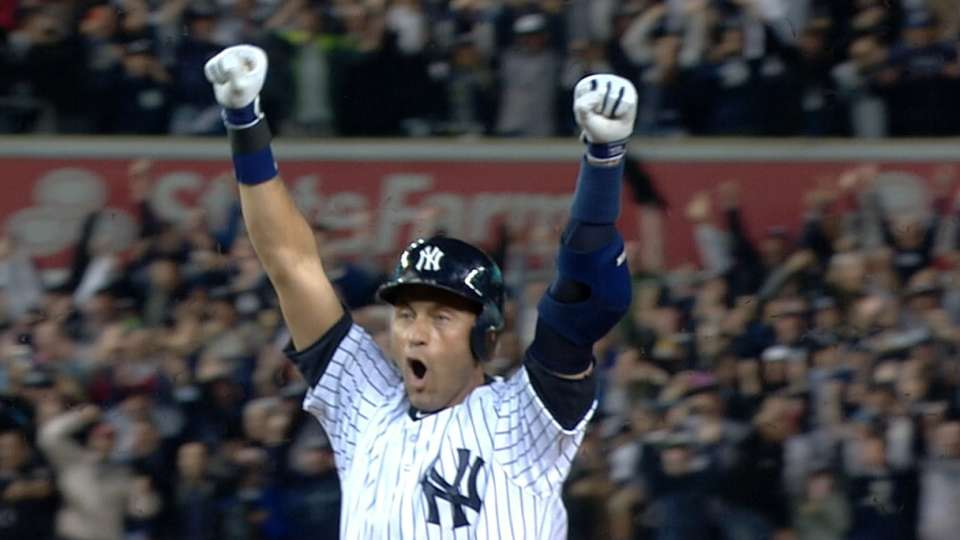 Jeter to have number retired