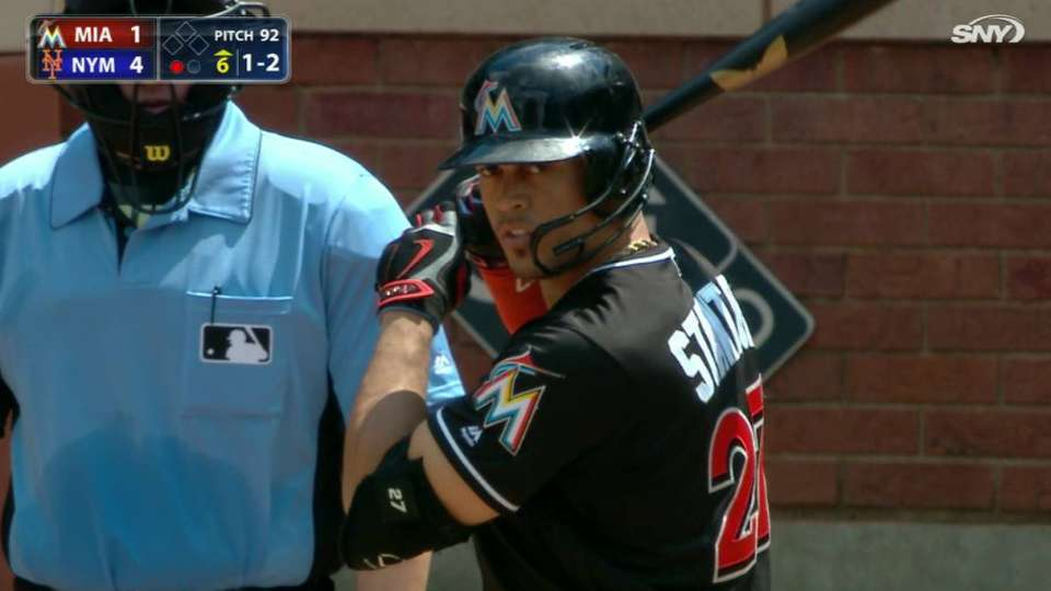 Stanton's second solo homer