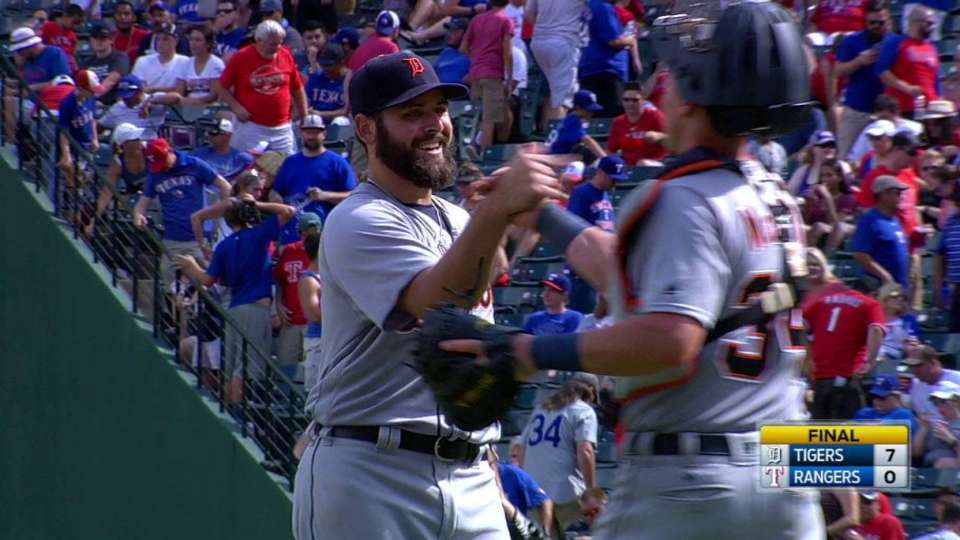 Fulmer completes shutout