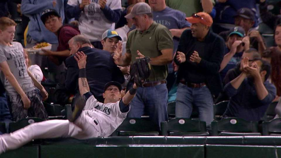 O'Malley's incredible catch
