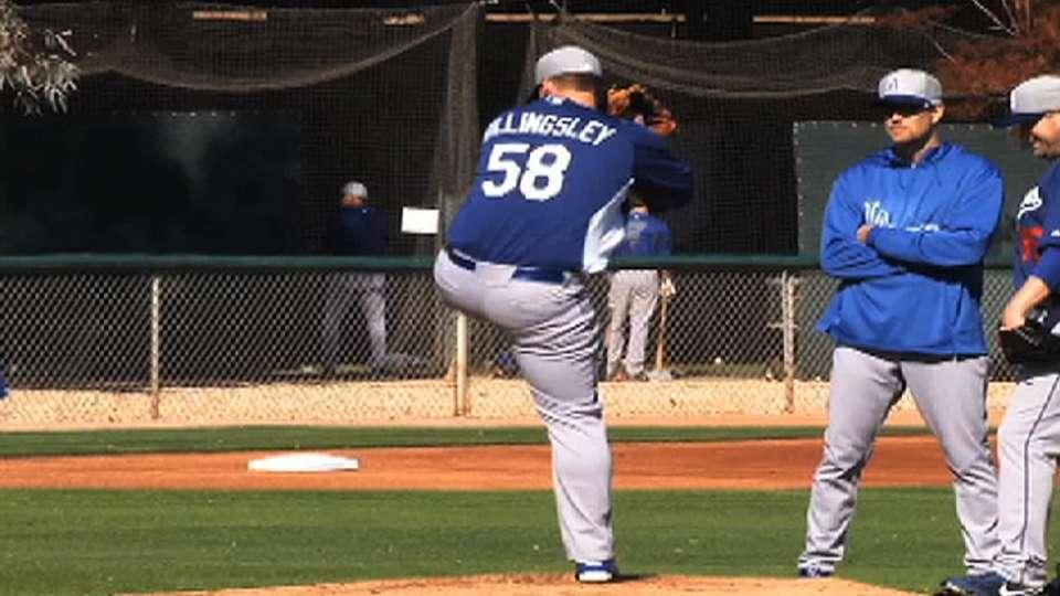 Gurnick on Dodgers camp