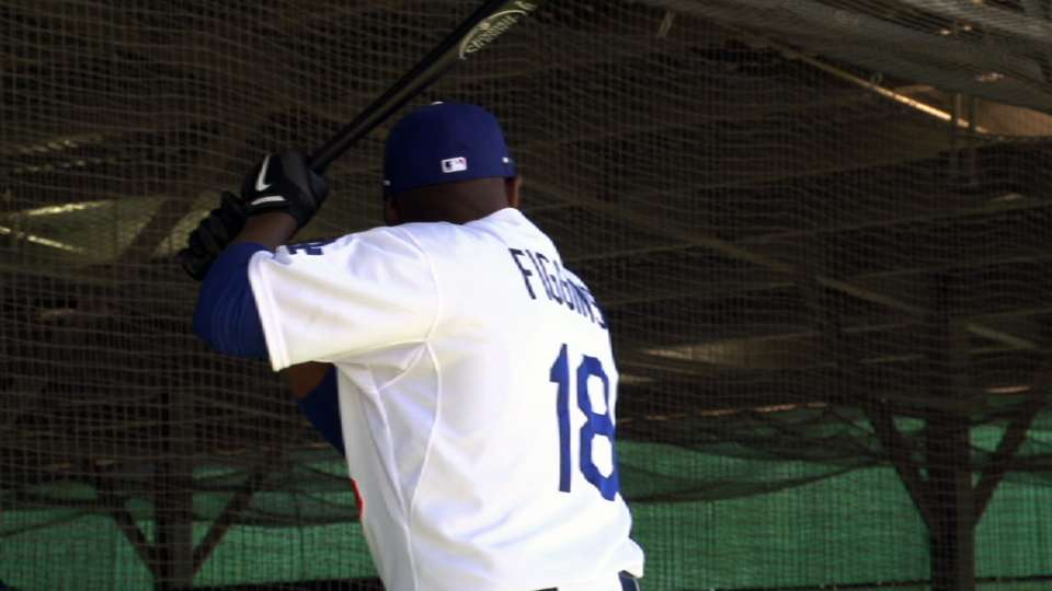 Figgins on joining the Dodgers