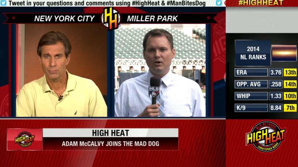 High Heat: McCalvy
