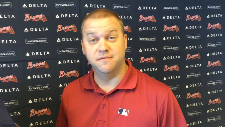 McAlpin on Braves' young players
