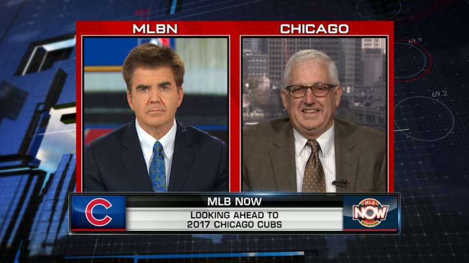 Rogers on Cubs' offseason