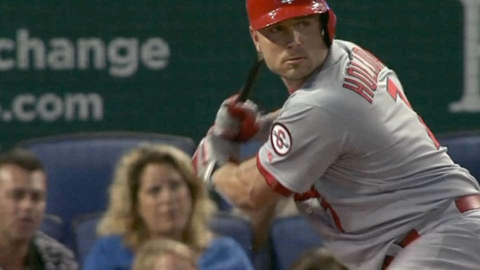 Yankees acquire Matt Holliday