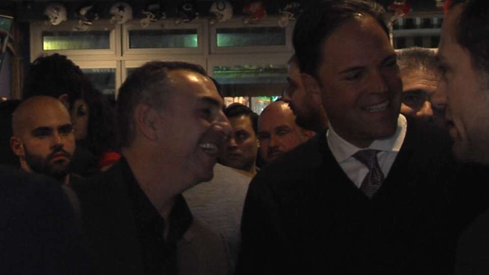Piazza, Franco on Team Italy