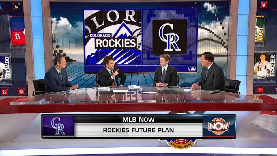 MLB Now on Rockies' plans