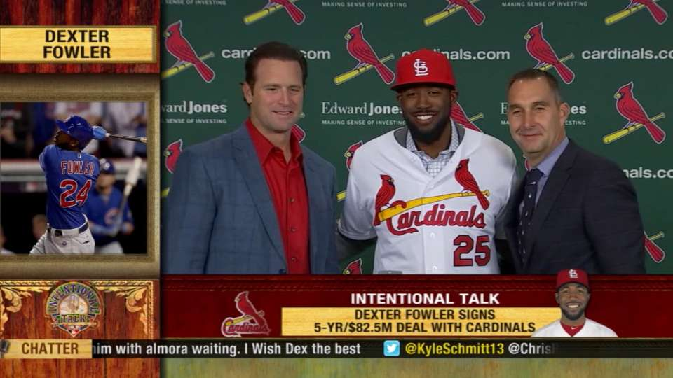 IT: Fowler signs with Cards
