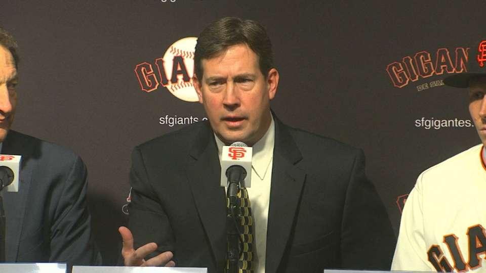 Evans on Giants' bullpen