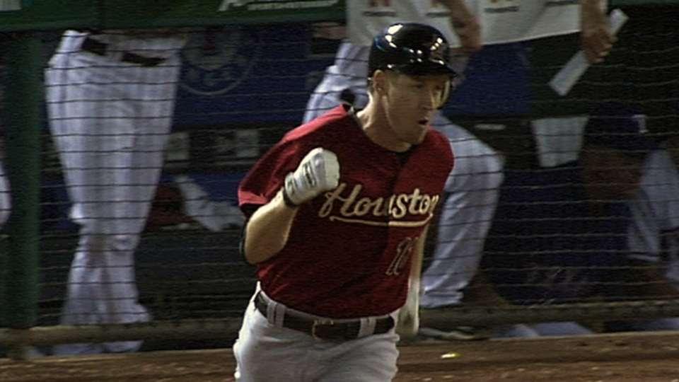 Astros host Rangers to open 2013