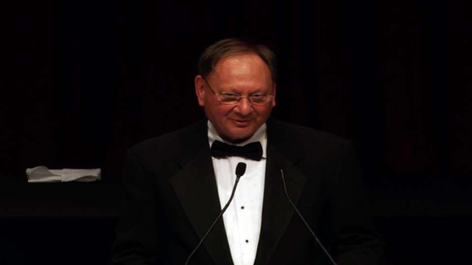 Hagen honored at BBWAA dinner