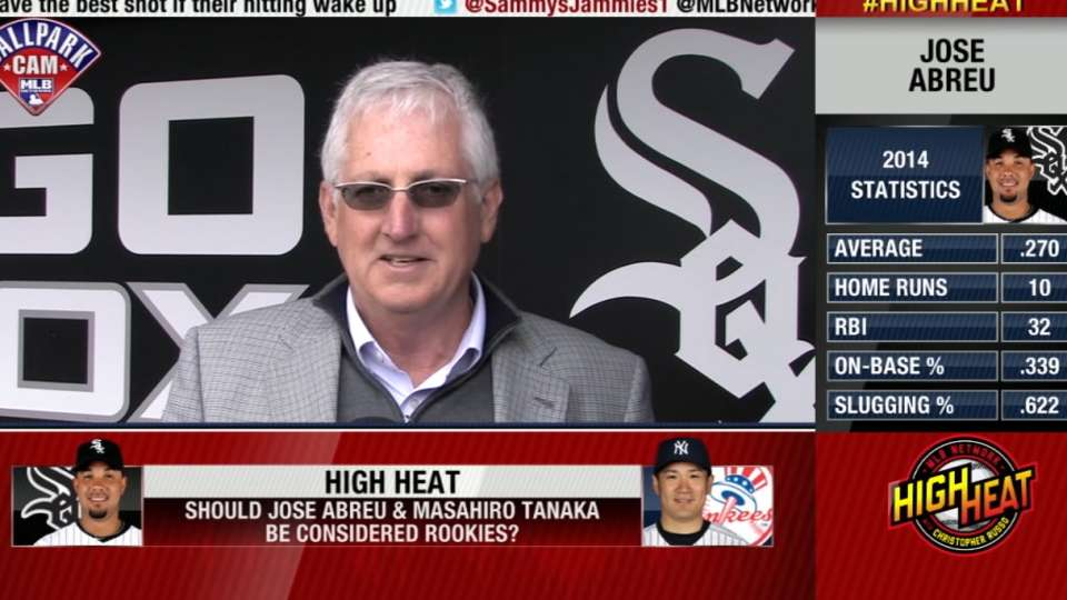 Phil Rogers joins High Heat