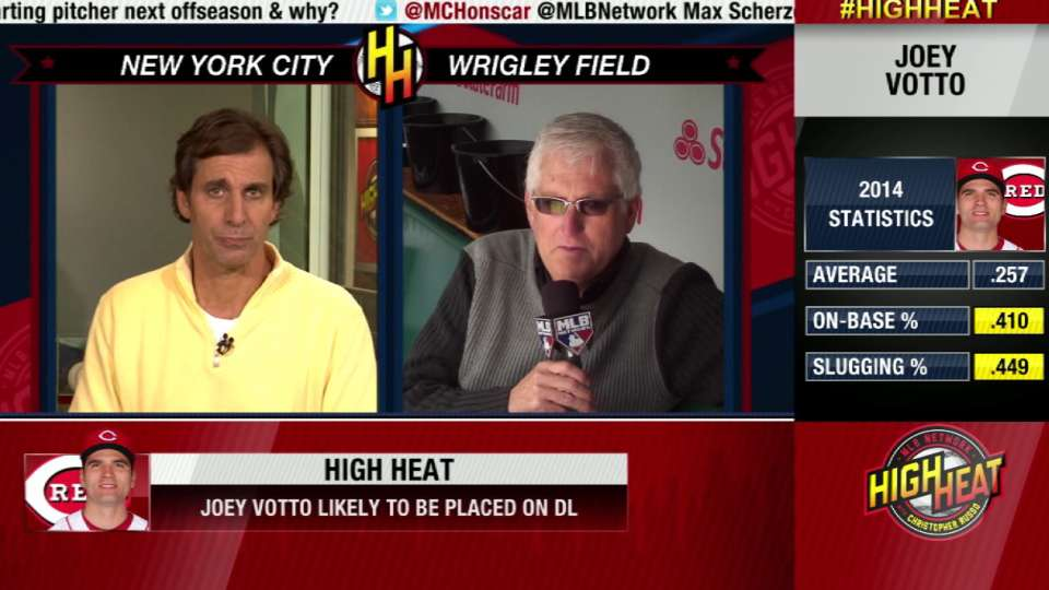 High Heat: Phil Rogers