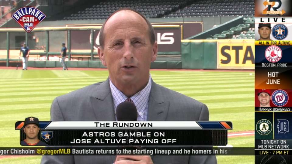 The Rundown: Richard Justice