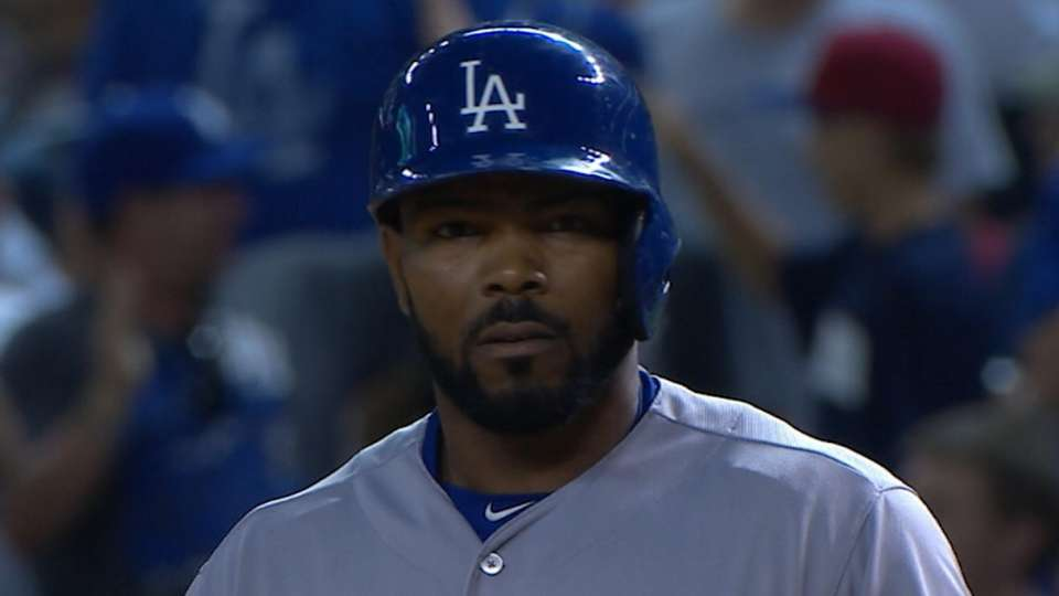 Kendrick's deal with Dodgers