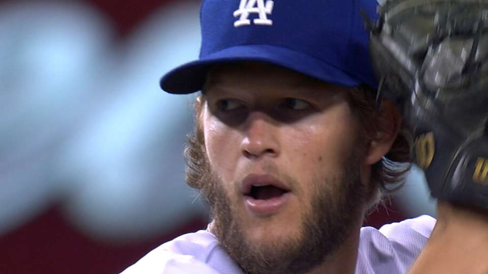 Castrovince on Kershaw