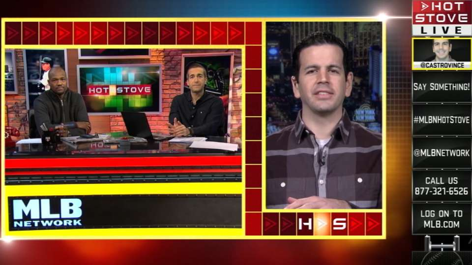 Anthony Castrovince on Hot Stove